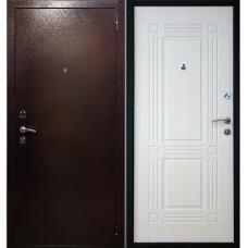Входная металлическая дверь Кондор 2 (Белый Ясень)