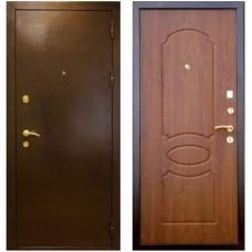 Входная металлическая дверь Кондор 7 (Грецкий орех)