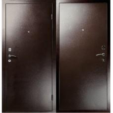 Входная металлическая дверь Кондор 9 (Антик медь)