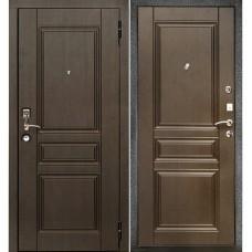 Входная металлическая дверь Кондор Комфорт (Венге)