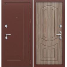 Входная металлическая дверь Groff Р2-200 (Темный Орех)
