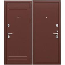 Входная металлическая дверь Groff Т1-210 (Антик Медь)