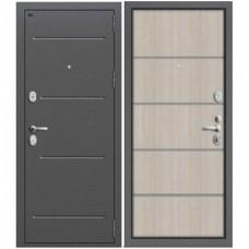 Входная металлическая дверь Groff Т2-204 (Капучино)