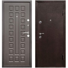 Входная металлическая дверь Юркас Йошкар (Венге)