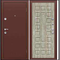 Входная металлическая дверь Юркас Йошкар (Ель карпатская)