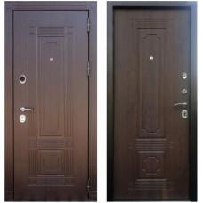 Входная металлическая дверь Кондор Мадрид (Венге)