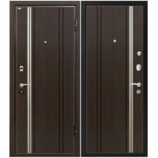 Входная металлическая дверь Юркас М-2 (Венге)
