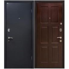 Входная металлическая дверь Юркас М-21 (Венге)