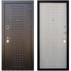 Входная металлическая дверь Кондор Реал (Беленый Дуб)