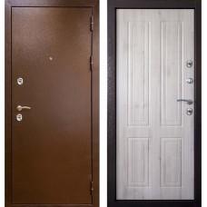 Входная металлическая дверь Кондор терморазрыв (Беленый дуб)