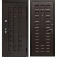 Входная стальная дверь Армада Сенатор (Венге / Венге)