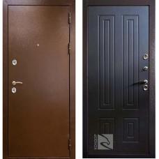 Входная металлическая дверь Кондор терморазрыв (Венге)