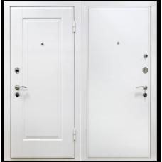 Входная металлическая дверь Юркас М10 (Белая)