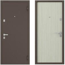 Входная металлическая дверь Бульдорс new 12 (Дуб беленый)