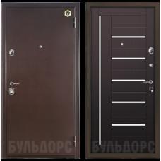 Входная металлическая дверь Бульдорс New 14 (Венге)