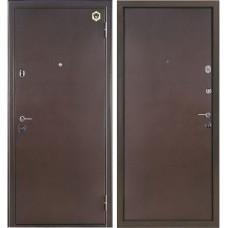Входная металлическая дверь Бульдорс New 14 Steel