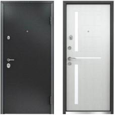 Входная металлическая дверь Бульдорс New 24 (Дуб беленый)