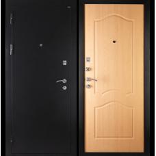 Входная металлическая дверь Дива МД-04 (Антик серебро/бук)