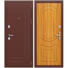 Входная металлическая дверь Groff P2-200 (Светлый Орех)