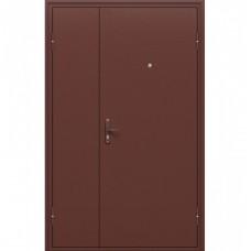 Входная металлическая дверь дверь Браво Оптим Дуо Гранд (Антик Медь)