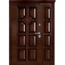 Входная металлическая дверь МетаЛюкс Премьер М801