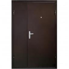 Входная металлическая дверь Снедо Распашная 1200 (Венге)