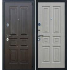 Входная металлическая дверь Асд Атлант (Беленый Дуб)