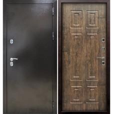 Входная металлическая дверь Снедо Tерморазрыв (Тиковое дерево)