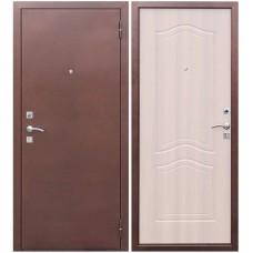 Входная металлическая дверь Снедо Гарда (Беленый дуб)