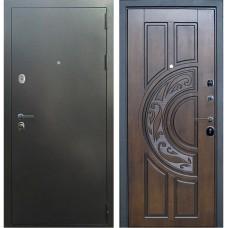 Входная металлическая дверь Голиаф Персей (Golden Патина)