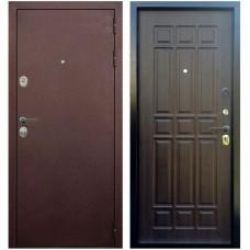 Входная металлическая дверь Голиаф Персей (Антик медь /венге ФЛ-29)