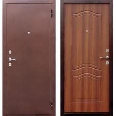Входная металлическая дверь Снедо Гарда (Орех)