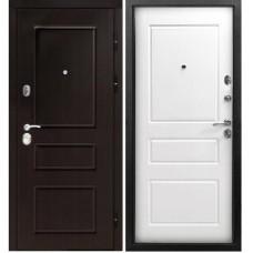 Входная металлическая дверь Снедо Гранд 2К Винорит (Белый матовый)