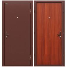 Входная металлическая дверь Браво Инсайд Эконом М-11 (Итальянский орех)