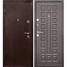 Входная металлическая дверь Браво Йошкар П-09 (Венге)