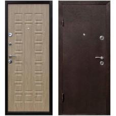 Входная металлическая дверь Браво Йошкар П-18 ( Ель Карпатская)