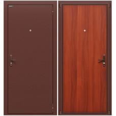 Входная металлическая дверь Браво Оптим Билд О-11 (Итальянский орех)