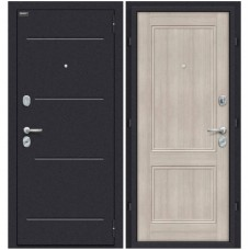 Входная металлическая дверь Браво Оптим Класс (Cappuccino Veralinga)