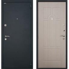 Входная металлическая дверь Интекрон Аттика (Беленый дуб)