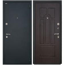 Входная металлическая дверь Интекрон Аттика (Венге)