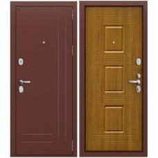 Входная металлическая дверь Groff P2-202 (Золотой Дуб)