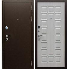 Входная металлическая дверь АСД Спартак (Беленый Дуб)