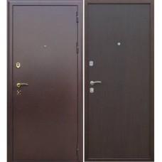 Входная металлическая дверь АСД Стандарт (Венге)