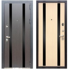Входная металлическая дверь Персона Гранд-2 (Лиственница бежевая)