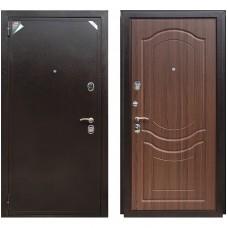 Входная металлическая дверь Персона Евро Венеция (Тисненный орех)