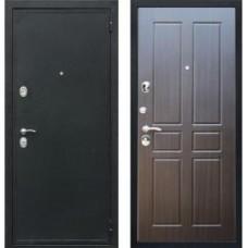 Входная металлическая дверь Персона Евро Параллель (Венге темный)