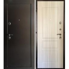 Входная металлическая дверь Персона Евро Система внут.открывания (Сосна белая)