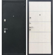Входная металлическая дверь Персона Евро Соната (Лиственница беж)