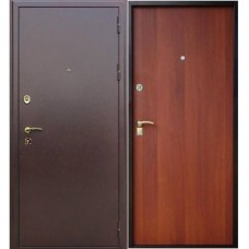 Входная металлическая дверь АСД Стандарт (Итальянский Орех)