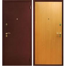 Входная металлическая дверь АСД Стандарт (Миланский Орех)